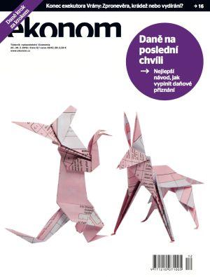 obalka Ekonom 2016 12