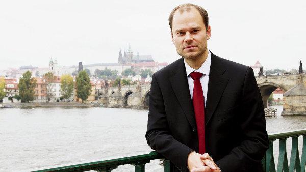 Radek Špicar, viceprezident Svazu průmyslu ČR