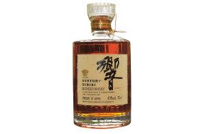 Japonsk� Suntory Hibiki je whisky sp�e pro vn�mav� znalce ne� pro nad�en� za��te�n�ky