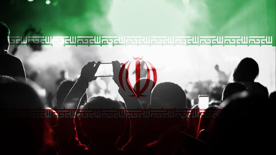 Ve druhém největším místě Íránu neproběhl koncert 11 roků.