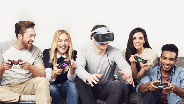 Virtuální realita podle Sony neznamená, že musíte hrát sami