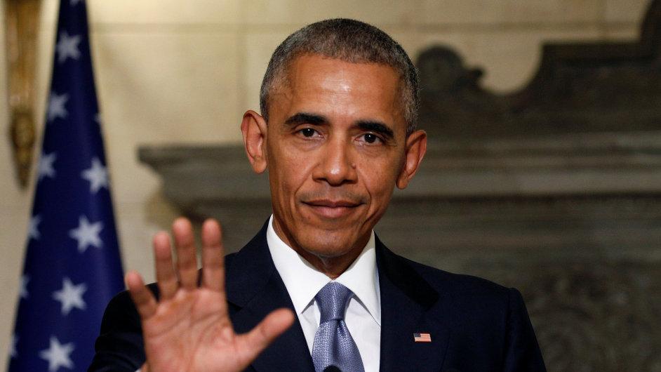 Barack Obama v Řecku