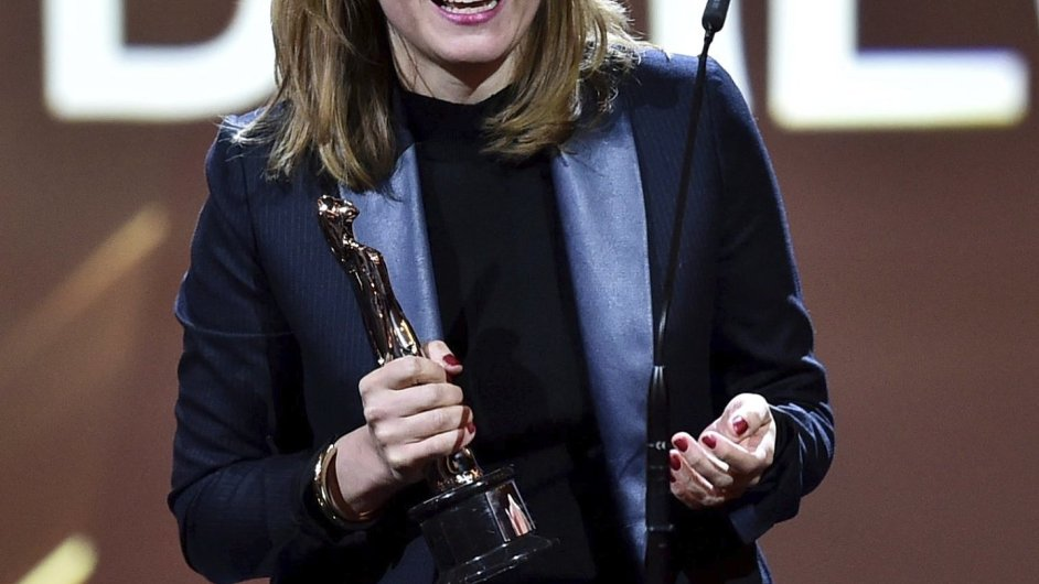 Cenu pro nejlepší režisérku získala Němka Maren Ade.