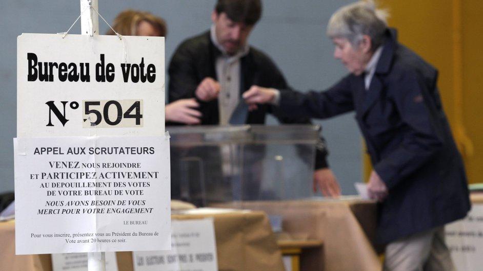 Prezidentské volby ve Francii