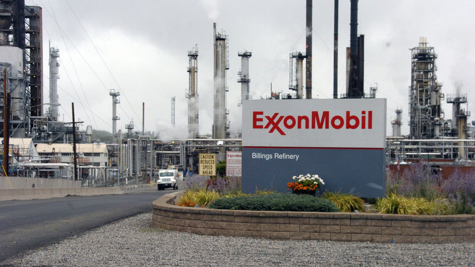 exxon mobil ropa usa