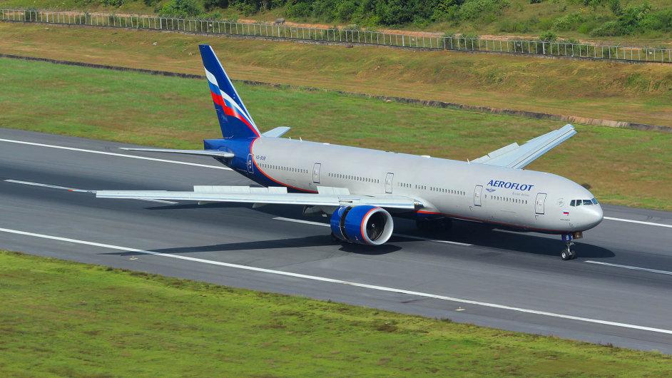 Aeroflotu pomohl předloňský krach největšího konkurenta, firmy Transaero, ataké poplatky cizích firem zapoužívání ruského vzdušného prostoru, které existují už oddob SSSR.