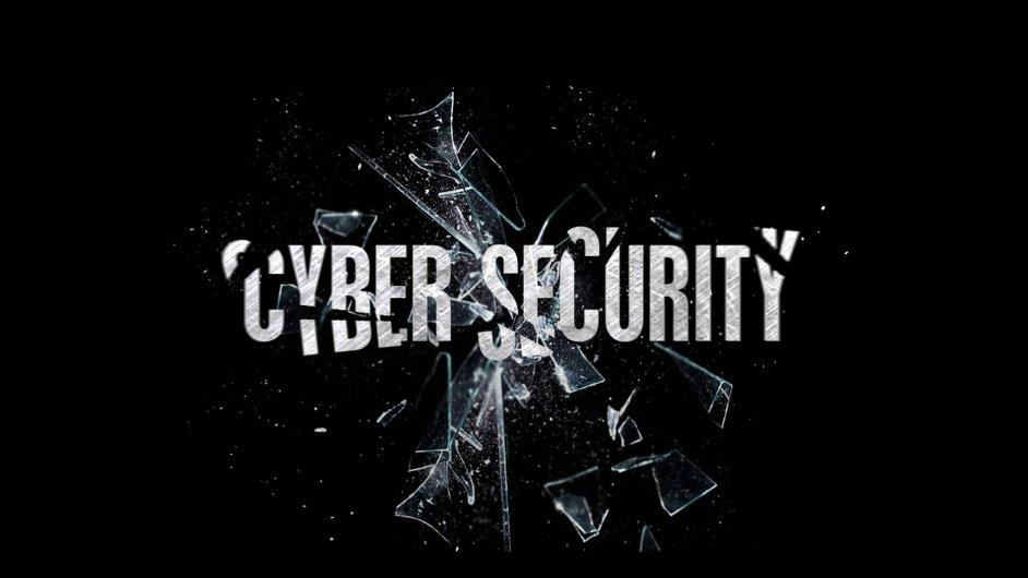 Kybernetický útok, malware, ilustrace