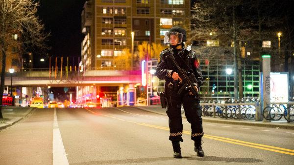 Norská policie zadržela možného strůjce objeveného zařízení - Ilustrační foto.