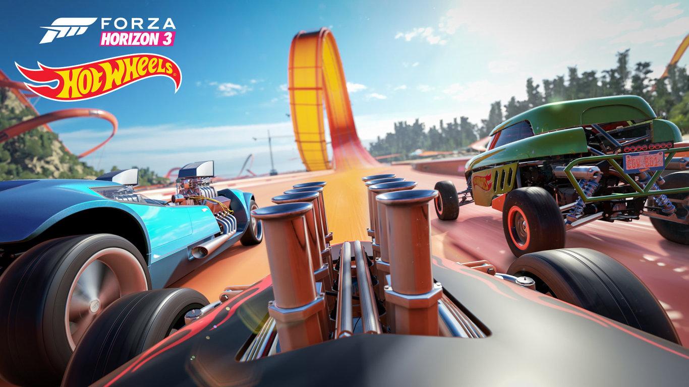 Forza Horizon 3: Hot Wheels
