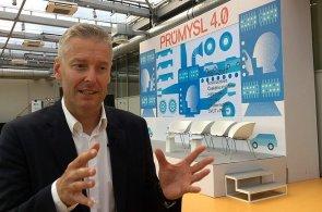 Digitalizace umožní předvídat závady dřív, než nastanou, říká Milan Šlapák z GE Avaiation