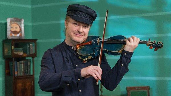 Průvodcem pořadu bude houslista Pavel Šporcl.