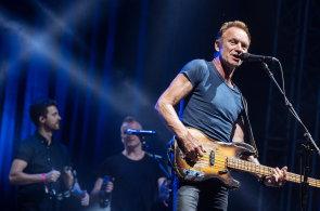 Foto: Začal festival Metronome. Sting zhruba 14 tisícům posluchačů zpíval hity od The Police