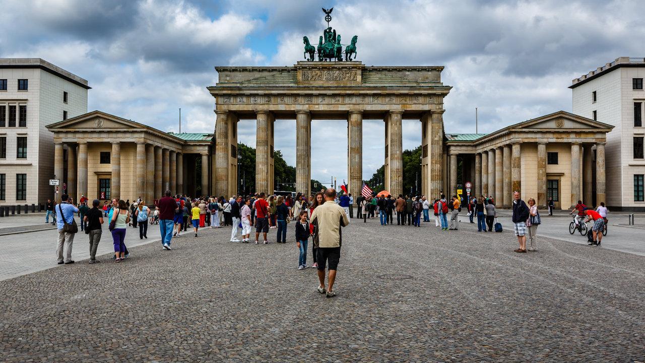 Berlín - Ilustrační foto.