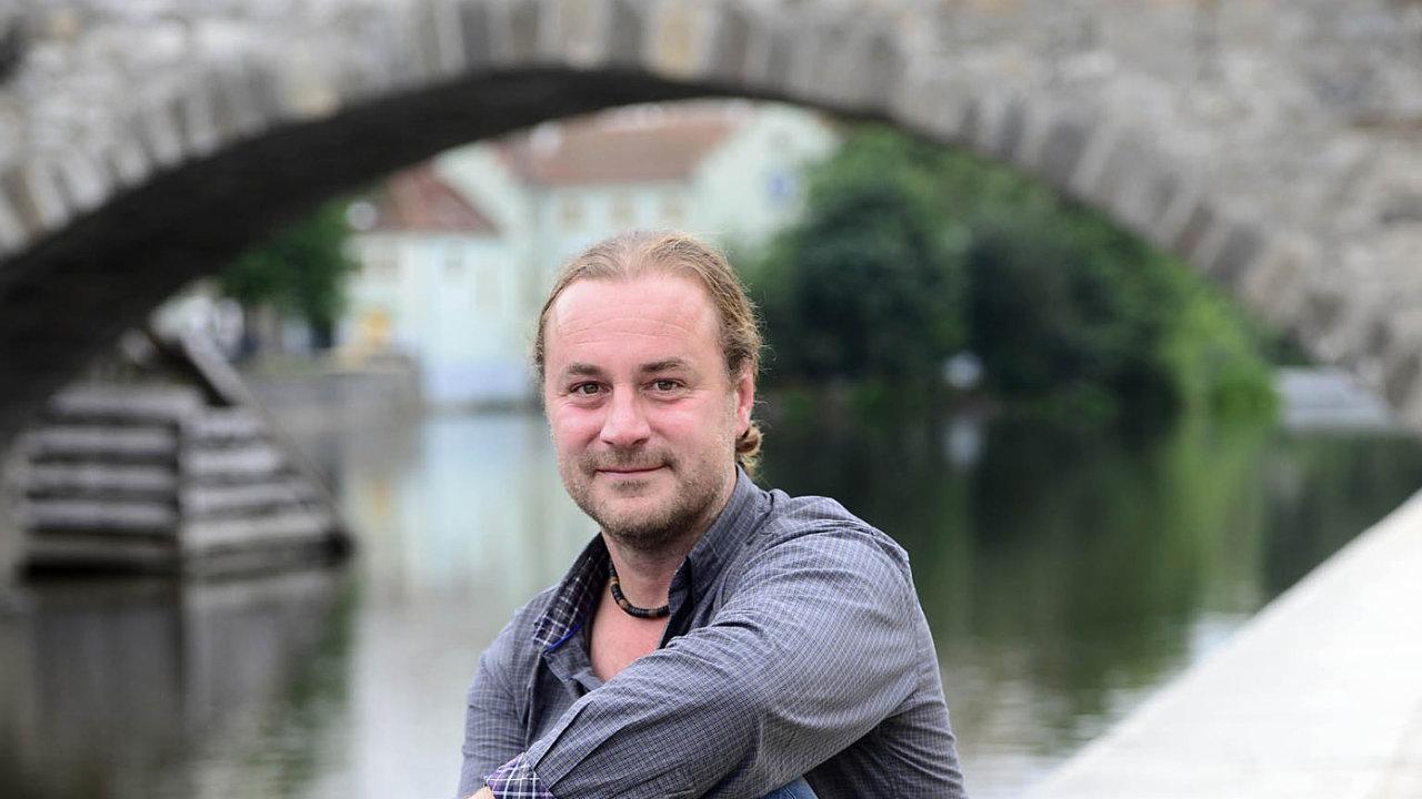 Nový jihočeský lídr. Nyní opoziční zastupitel Ondřej Veselý byl starostou vPísku doroku 2014. Komunální volby vtémže roce sice sČSSD vyhrál, ale nedokázal složit koalici.
