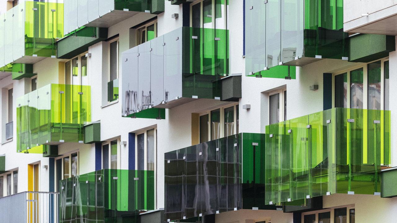 Developerská skupina Crestyl zkolaudovala rezidenční projekt 4Blok vpražských Vršovicích.