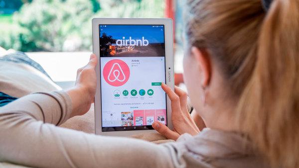 Podle vládních zjištění už Airbnb drží skoro půlku ubytovacího trhu vPraze - Ilustrační foto.