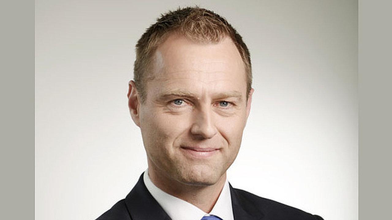 Tomáš Koranda, předseda představenstva HOCHTIEF CZ