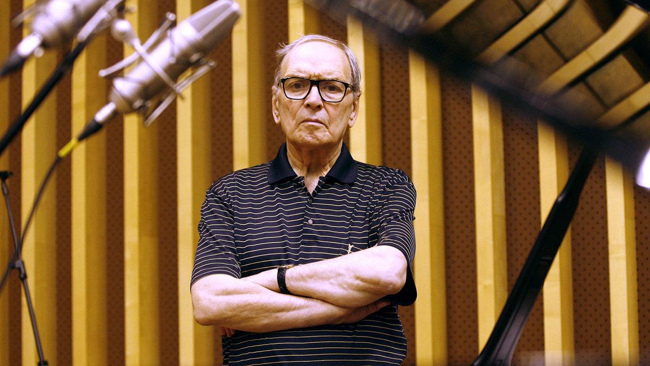 Slavný italský skladatel filmové hudby Ennio Morricone se rozloučí na koncertu 16. října vpražské O2 areně. Vystoupí sČeským národním symfonickým orchestrem.