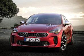 Kia se zbavuje nálepky výrobce levných aut. Nový a ostrý model Stinger jde po krku i BMW
