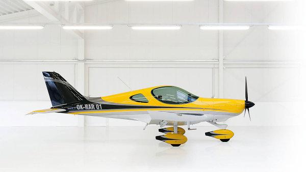 Společnost BRM Aero využívá technologii od Dassault Systemes k efektivnějšímu navrhování svých letadel Bristell.