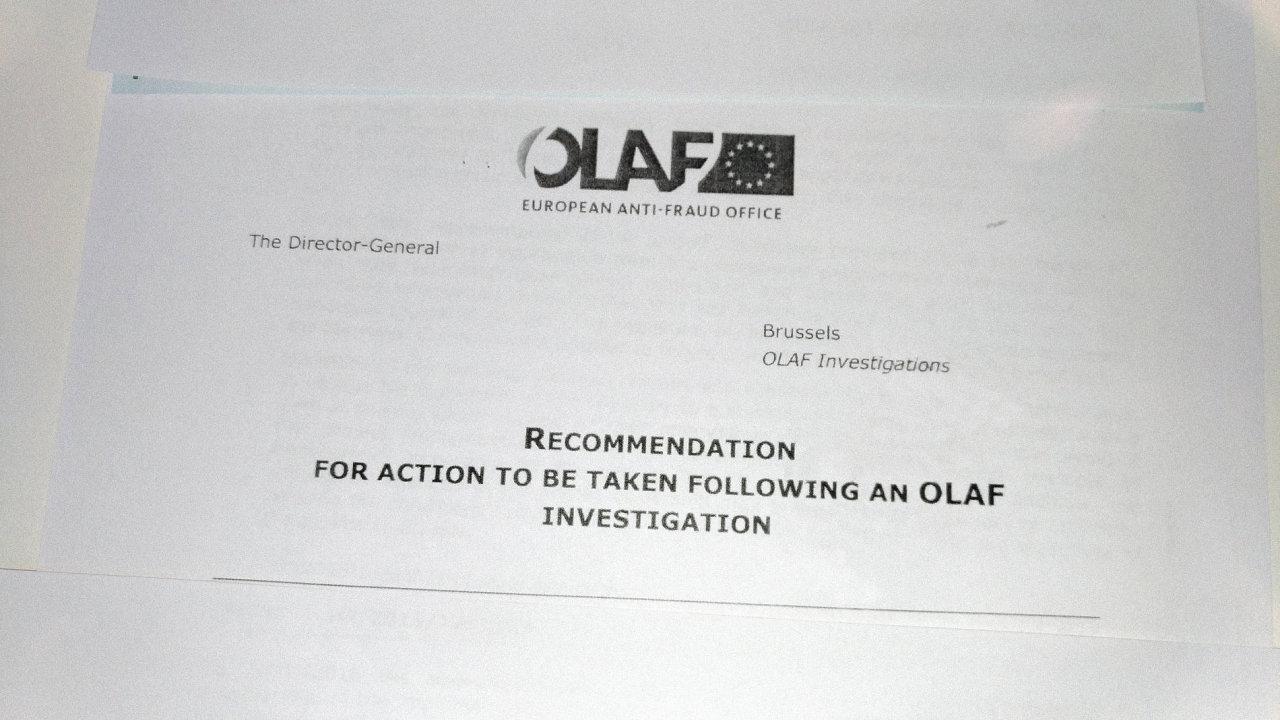 Ve zprávě o Čapím hnízdě OLAF mimo jiné upozorňuje českou justici, že mohlo dojít k dotačnímu podvodu.