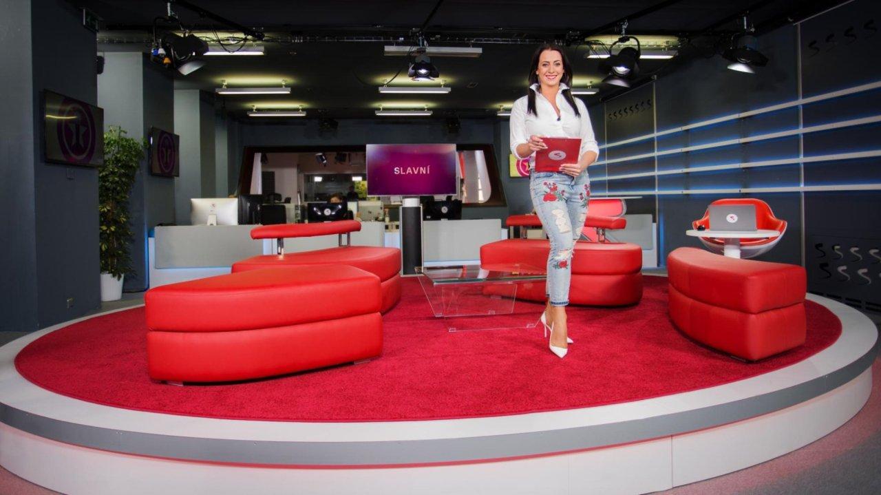 Lifestylové studio Televize Seznam