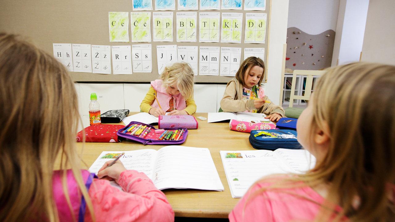 Základní škola Purkrabka