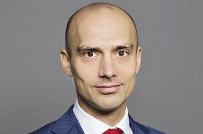 Tomáš Drábek, člen představenstva a ředitel retailového a privátního bankovnictví UniCredit Bank