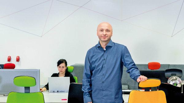 Martin Dokoupil, podnikatel, byznys konzultant JIC