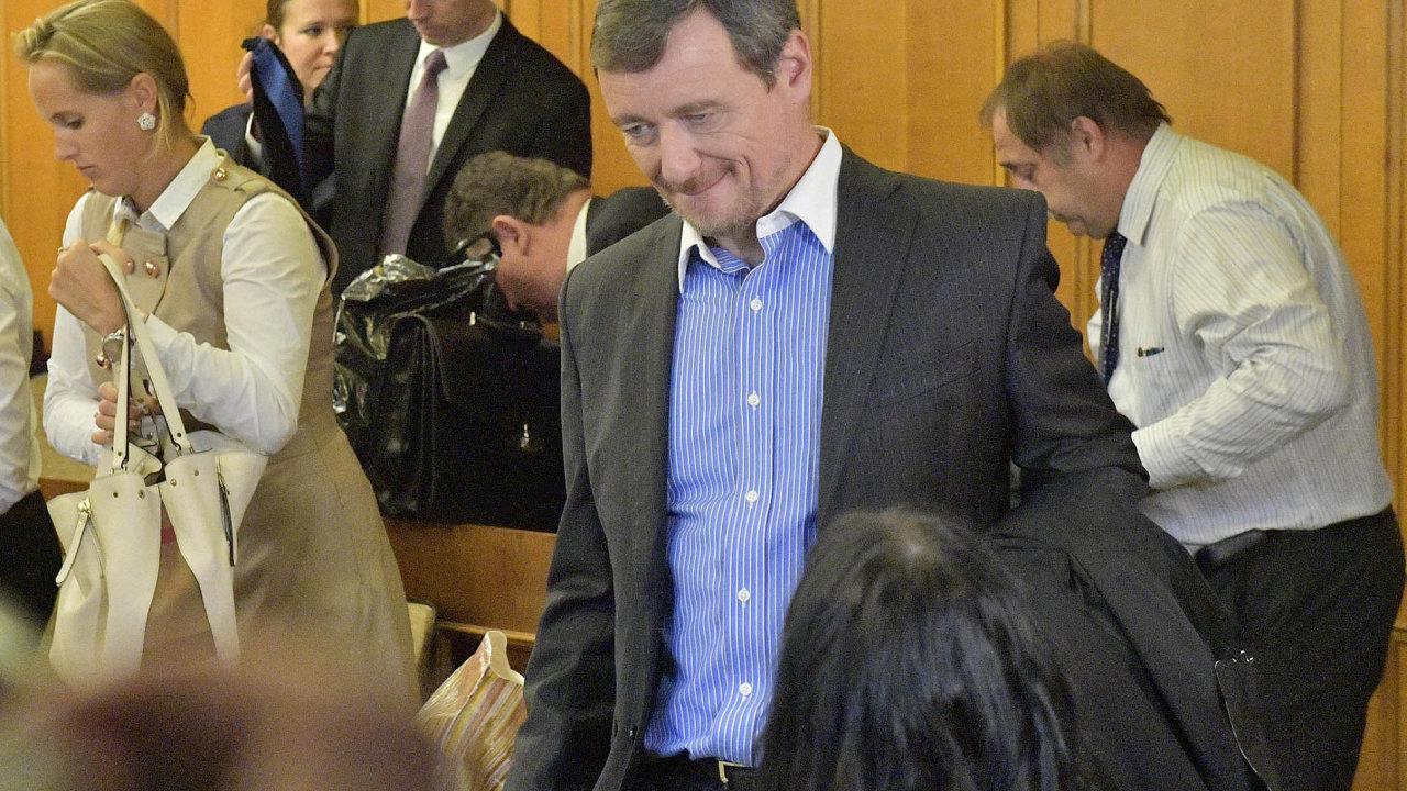 Bývalý středočeský hejtman David Rath.