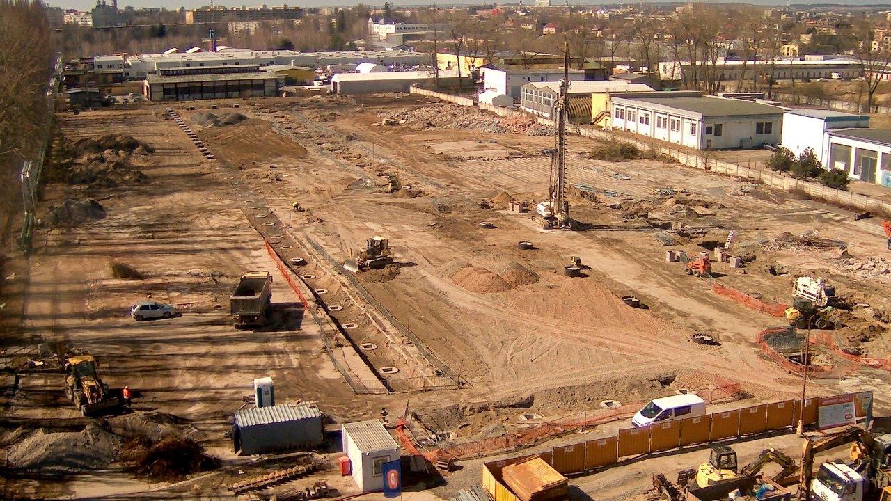 Společnost Linkcity začala se stavbou projektu LiNK Hradec Králové.
