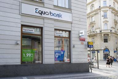Equa bank - Ilustrační foto.