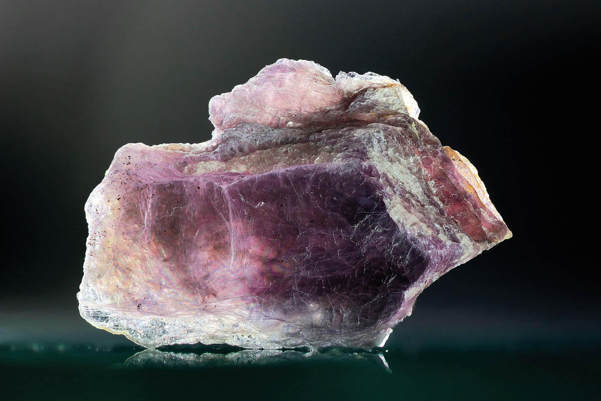Lepidolitová slída, zdroj lithia