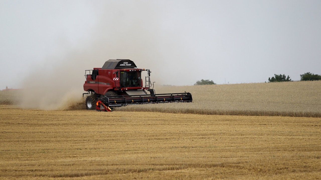 Až na80 procentech českých polí nehospodaří jejich vlastníci, majitelé jsou často restituenti.