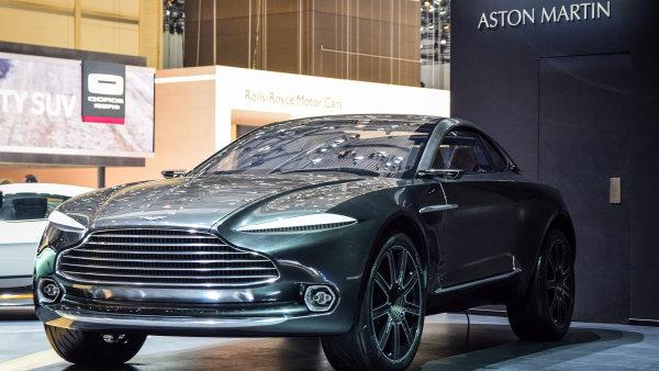 Automobilka Aston Martin se chystá vstoupit na londýnskou burzu.