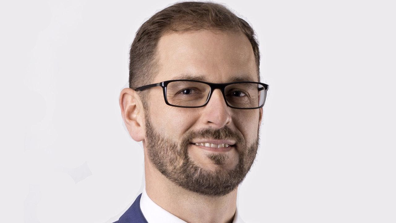 Jan Pihar, generální ředitel společnosti DACHSER pro Českou republiku