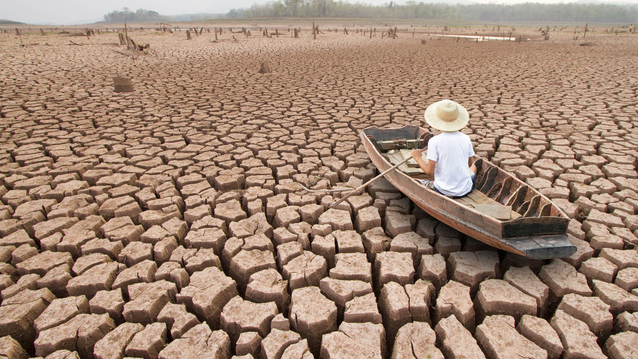 Globální oteplování je v současnosti asi nejpopulárnější z bohatého portfolia katastrofických scénářů lidstva.