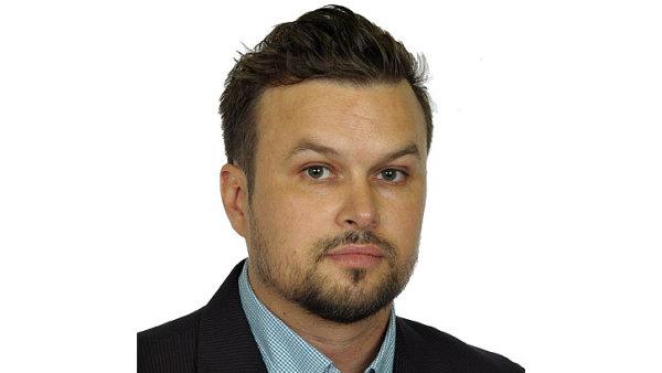 Pavel Bureš, projektový manažer společnosti EFG Engineering