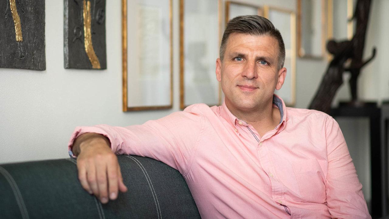 Podnikatel Stanislav Gaj
