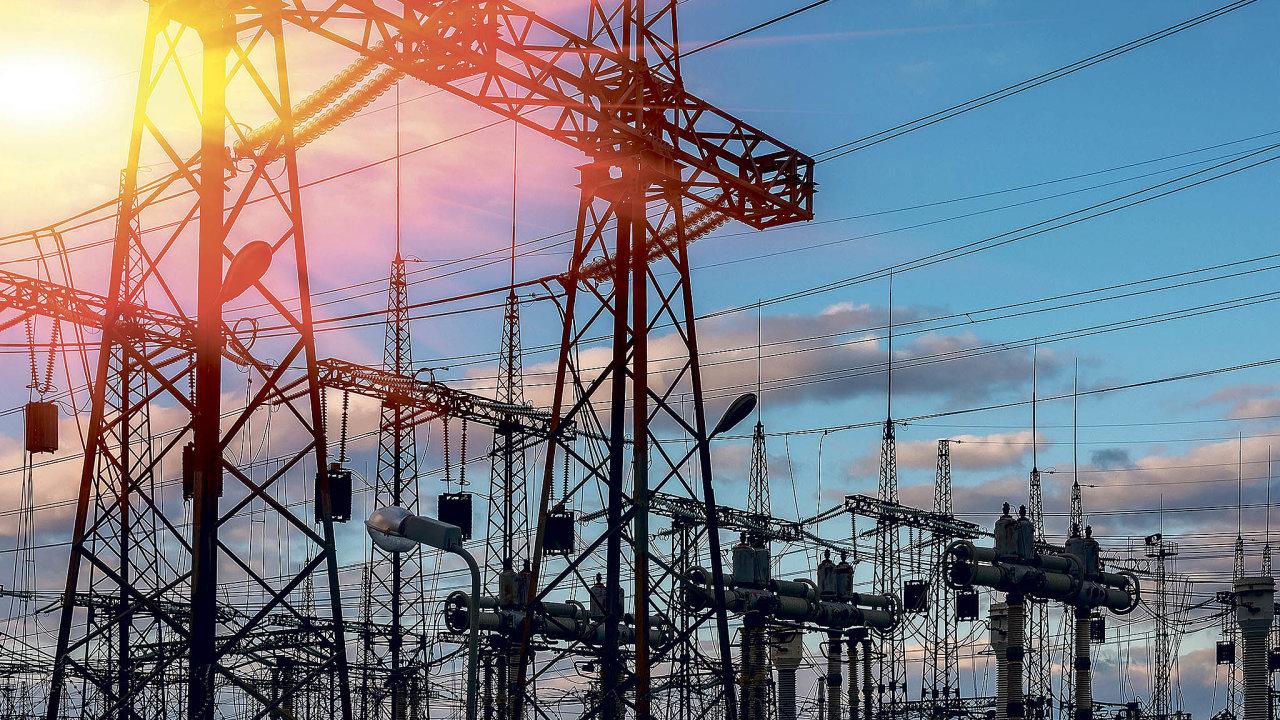 Ceny elektřiny rostou. Jen zaposlední třiměsíce podražily dodávky napříští rok téměř o15 procent.