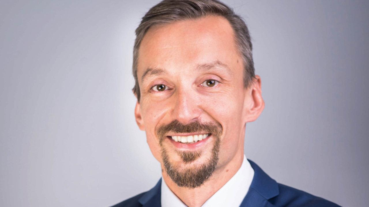 Generální ředitel Panattoni pro ČR aSR Pavel Sovička