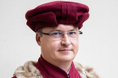 Aleksandr Ključnikov, rektor Vysoké školy podnikání a práva (VŠPP)