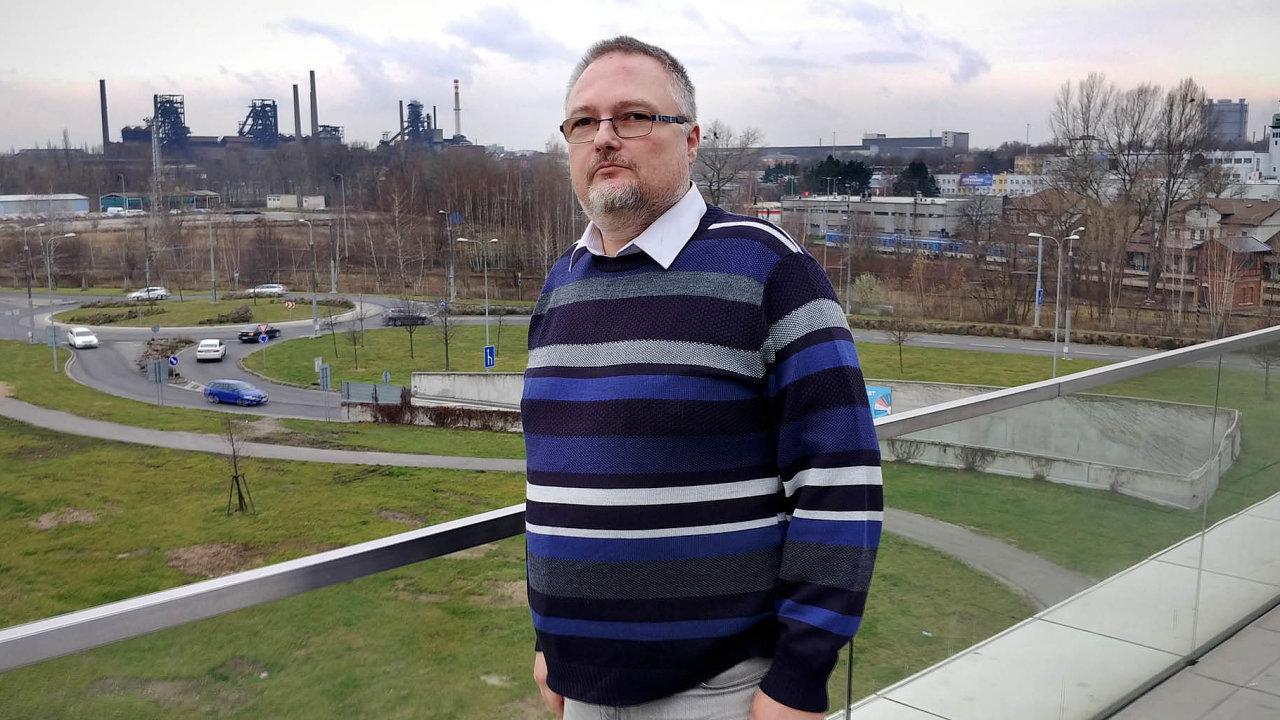 Radek Filipczyk to vČSSD dotáhl až na člena celostátního ústředního výboru. Teď musel kvůli zrušení organizace skončit.