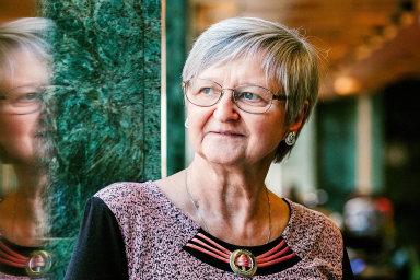 Průkopnice hospicové péče v Česku Marie Svatošová