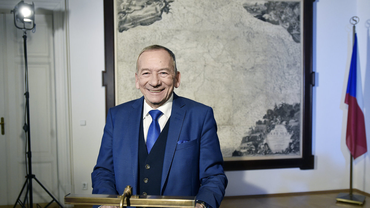 Jaroslav Kubera, Novoroční projev