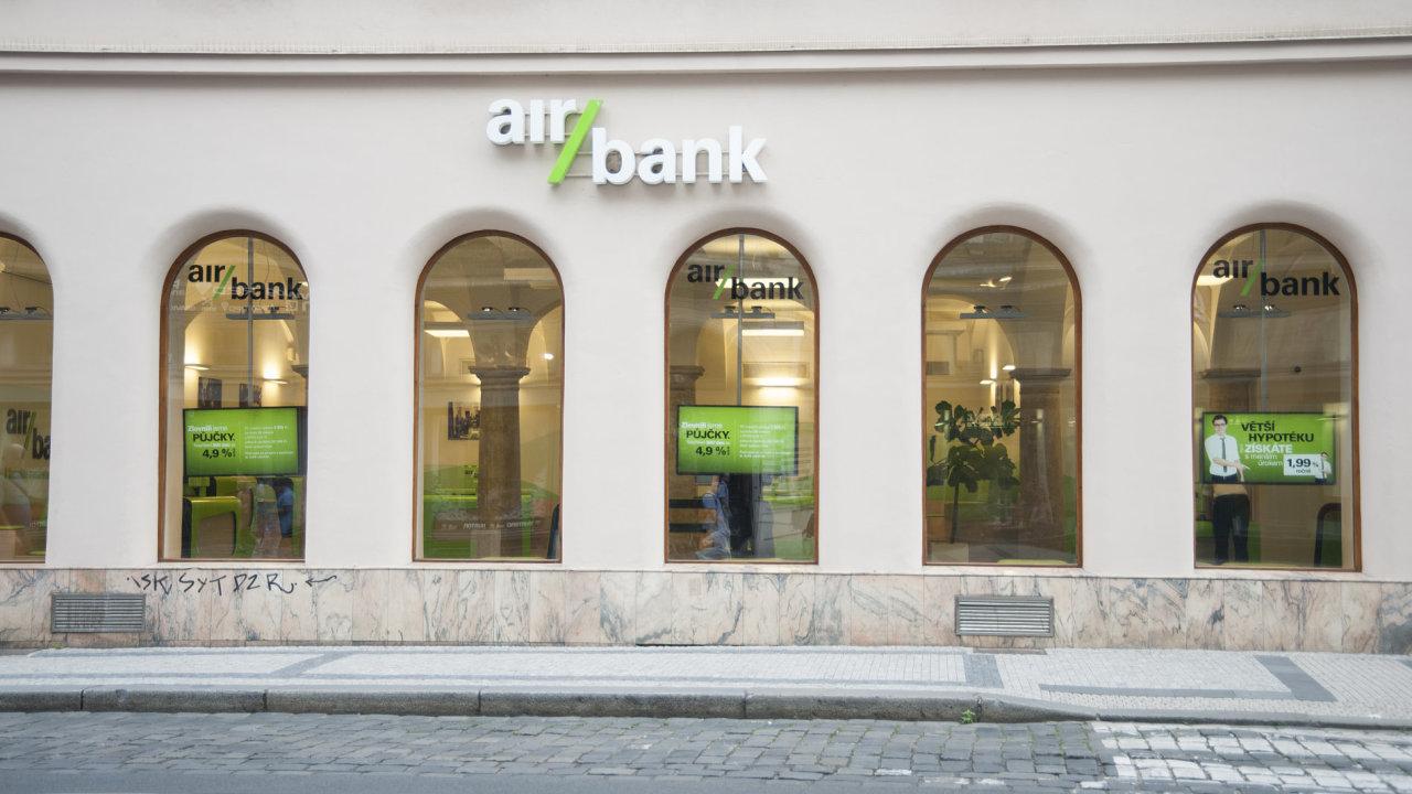 Air Bank, ilustrační fotografie