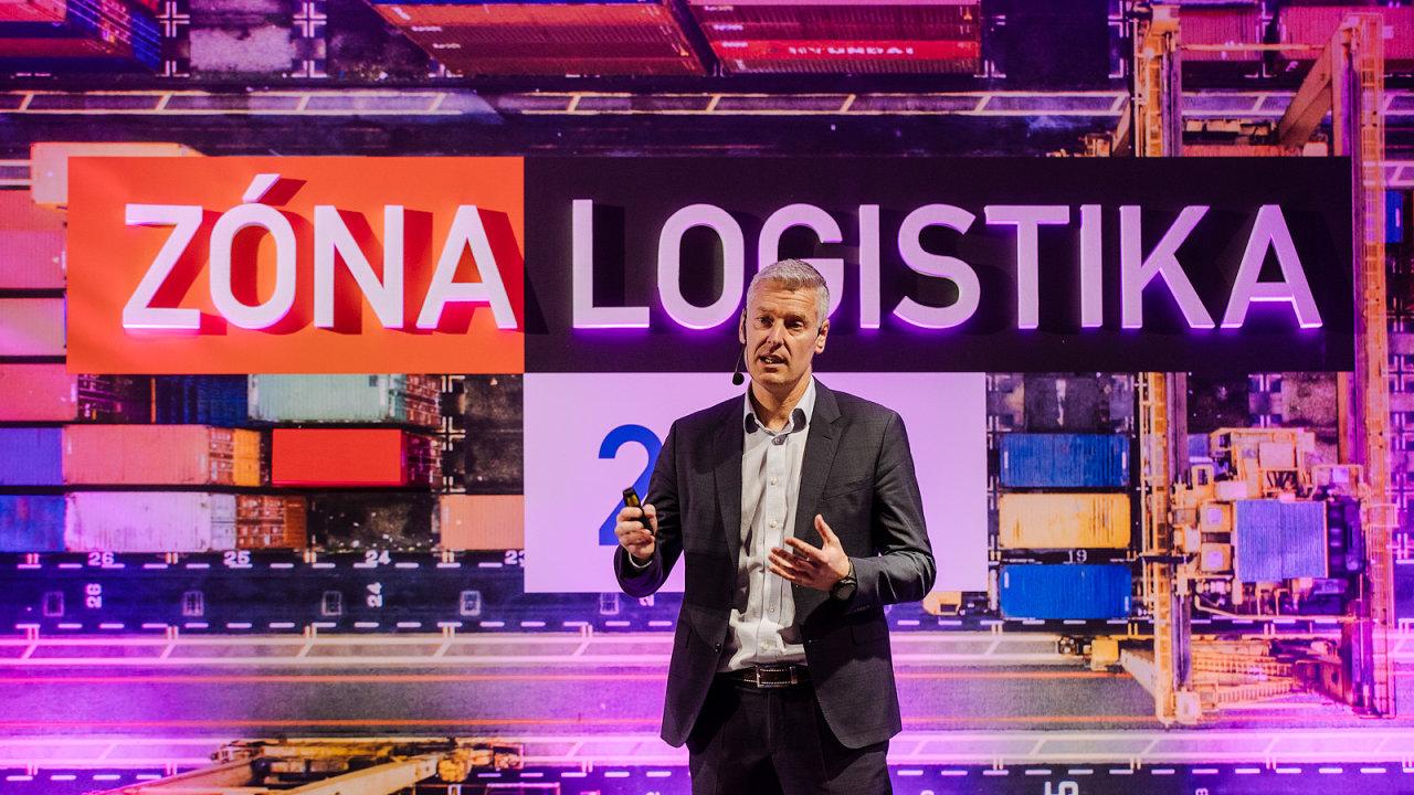 Letošní ročník konference Zóna Logistika proběhne 8. dubna v Praze v industriálním prostoru X10.