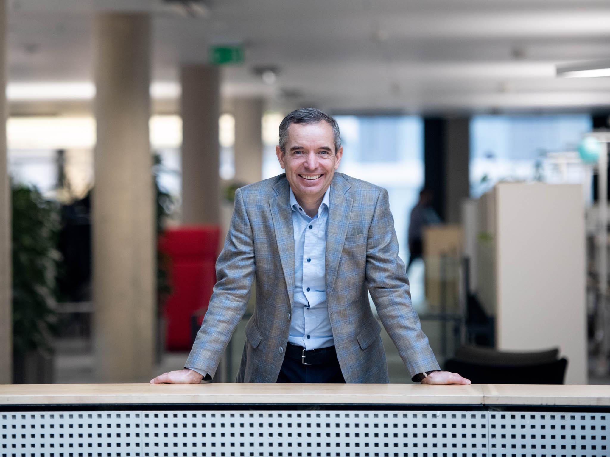 Člen představenstva banky ČSOB Jan Sadil