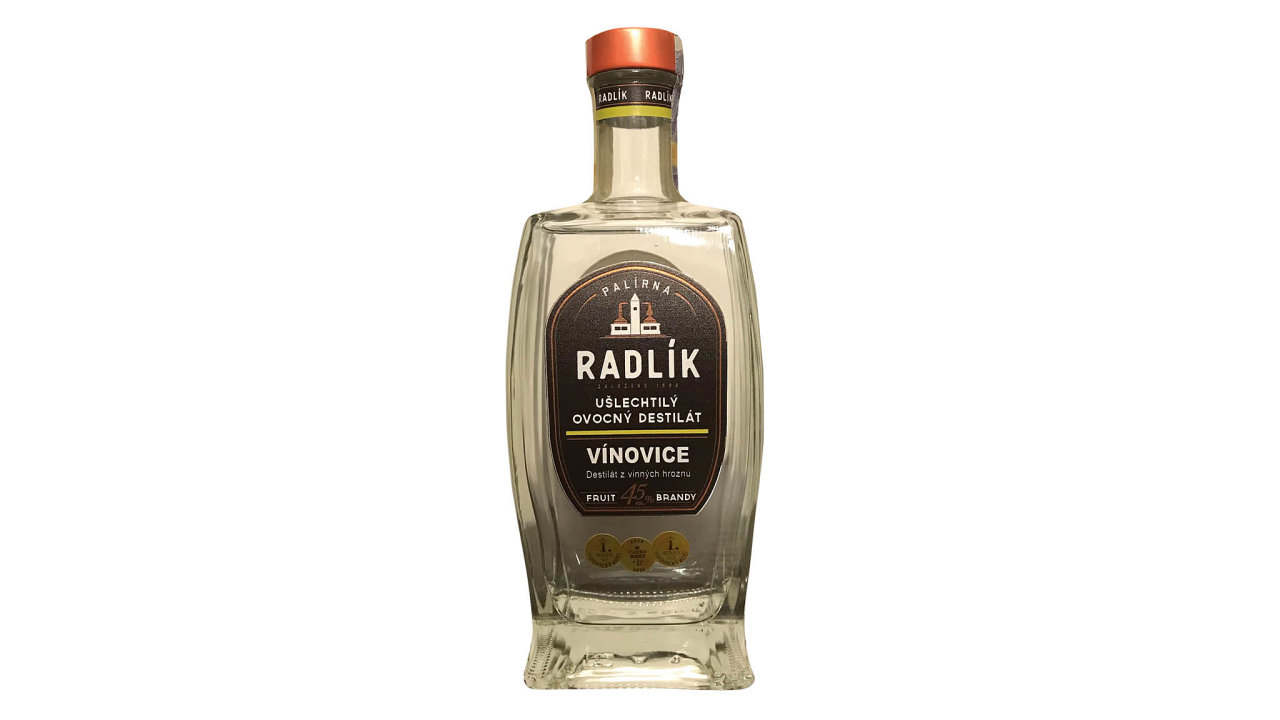 Palírna Radlík: ušlechtilý ovocný destilát Vínovice