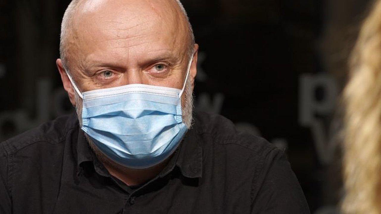 Levínský: Nakažených je až 400 tisíc. Promořování nefunguje, nemocnice ho nepřežijí